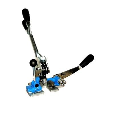 Kombispann- und Verschlußgerät für 16 mm