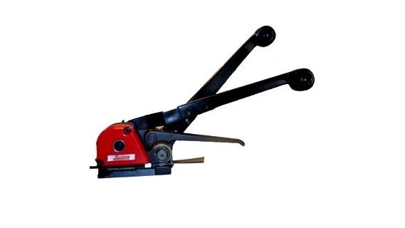 Stahlbandspann- und Verschlussgerät hülsenlos SWING