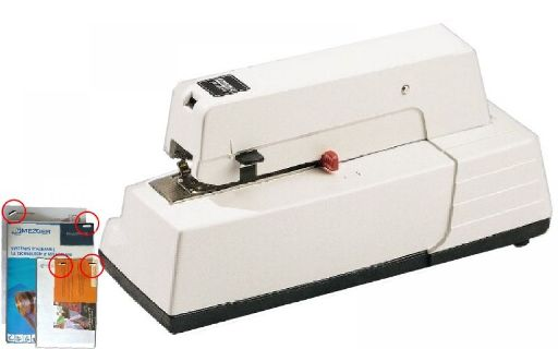 MG® Tischhefter 90 elektrisch
