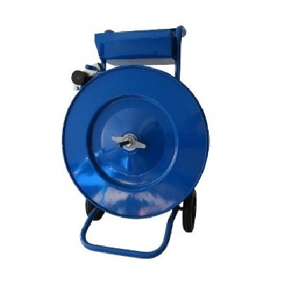 Abrollwagen für Stahlband 13 - 32 mm
