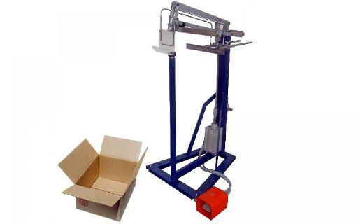 Bodenheftmaschine MG® 323 P, pneumatisch