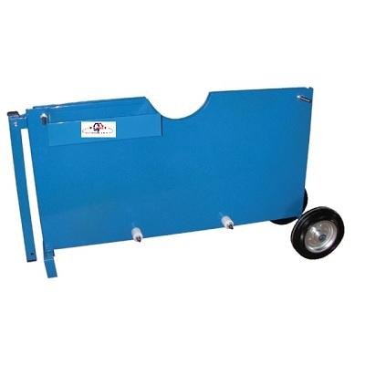 Abrollwagen für Stahlband 13 - 19 mm