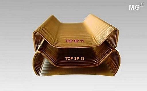 Heftklammern MG® TOP SP 18 - für Deckelhefter TOP SP