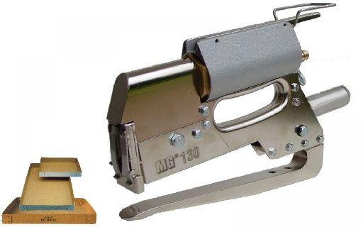 MG® Zangenhefter 130/1916 PU, pneumatisch, mit umgedrehtem Auslösehebel