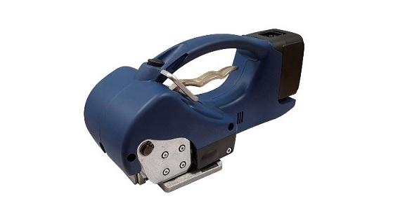 Akku Spann- und Verschlußgerät E2, vollautomatisch, für PP-band