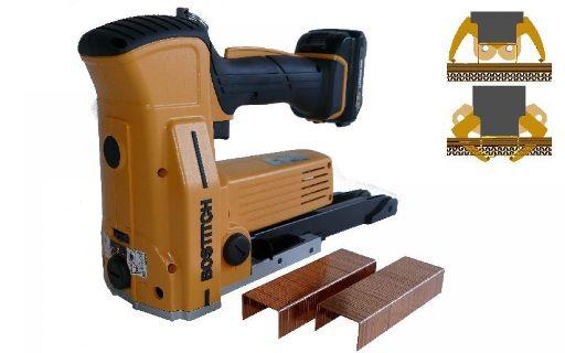 MG® Deckelhefter Akku 3522, elektrisch