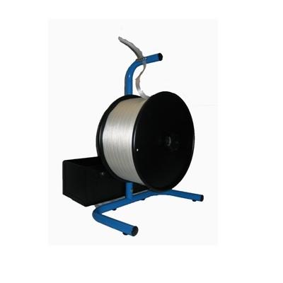 Abrollgerät für Polypropylenband