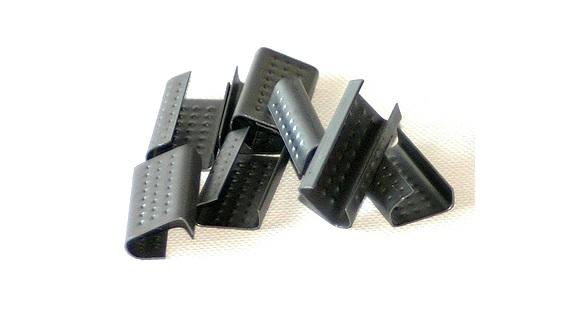 Kunststoffbandhülsen 13 x 28 x 0,5 mm geriffelt