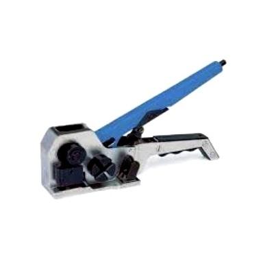 Einhebelkombispann- und Verschlußgerät 16 mm, für PP-band