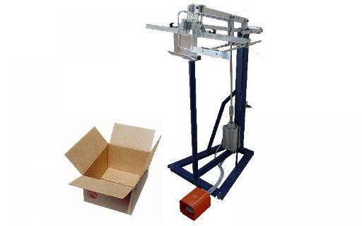 Bodenheftmaschine MG® 323 PD, pneumatisch