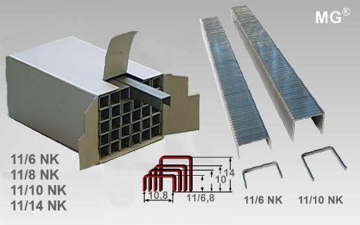 Heftklammern MG® 11/6 - Tacker Rapid und Hefthammer