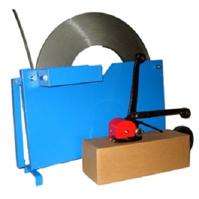 Umreifungsset für Stahlband 13 mm