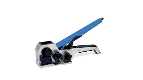 Einhebelkombispann- und Verschlußgerät 13 mm, für PP-band